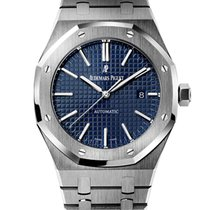 Audemars Piguet 15400ST.OO.1220ST.03 Steel Royal Oak Selfwinding 41mm new United States of America, New York, New York