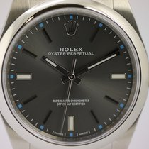 Rolex Oyster Perpetual 39 usados 39mm Acero