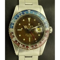Rolex | GMT Master Bakelite Ref. 6542 tropical brown dial