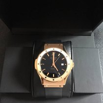 Hublot Classic Fusion 42mm Automatic 18K Rose Gold