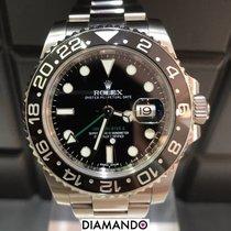 Rolex GMT-Master II / Ref.116710LN / LC100 / Box & Paper /...