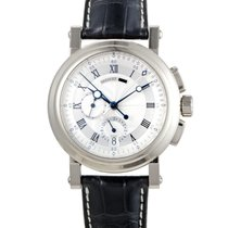 Breguet Automatic Mens Marine Chronograph Watch 5827BB/12/5ZU