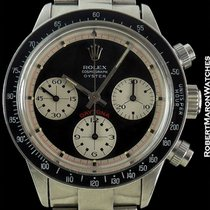 Rolex Daytona 6263 Rco Paul Newman Dial Steel