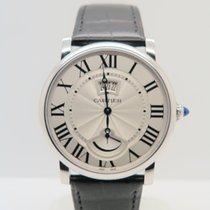 Cartier Rotonde de Cartier ny 40mm Stål