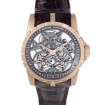 ロジェ・デュブイ Roger Dubuis Excalibur Skeleton Double Flying...