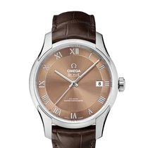Omega De Ville Hour Vision new 2020 Automatic Watch with original box and original papers 43313412110001