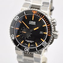 Oris Aquis CARLOS COSTE LIMITED IV Titanium Black 46mm NEW 2018