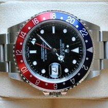 Rolex [SERVICED+MINT] GMT Master II - Y -PEPSI- 2002