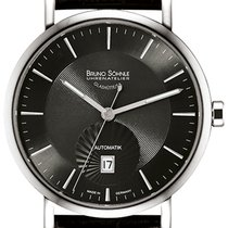 Bruno Söhnle Steel 42mm Automatic Lagomat new Australia, Noosa