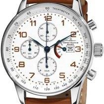 Zeno-Watch Basel X-Large Retro P557TVDPR-F2 nuevo
