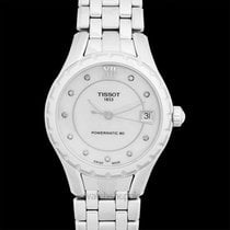 Tissot Lady 80 Automatic nieuw Staal