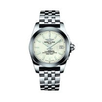 Breitling Galactic 36 W7433012/A779/376A new