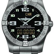 Breitling Aerospace Evo Titanium Professional III Bracelet