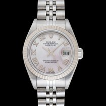 Rolex Lady-Datejust pre-owned Steel