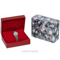 Rolex Stahl Automatik Perlmutt 26mm gebraucht Lady-Datejust