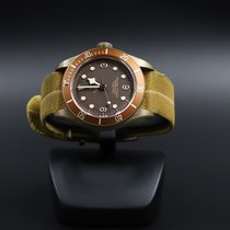Tudor Black Bay Bronze M79250BM-0001 2018 pre-owned
