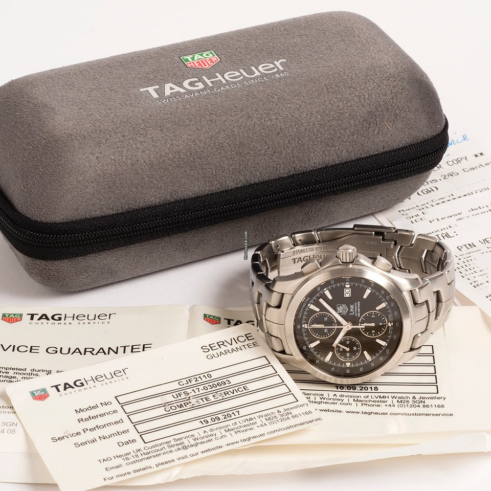 00d16ae4d46c TAG Heuer Link Calibre 16 - all prices for TAG Heuer Link Calibre 16 watches  on Chrono24