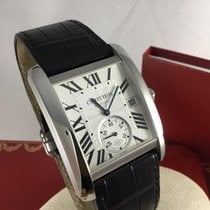 Cartier Tank MC W5330003 2015 pre-owned