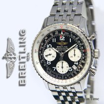 4c15bad4a76f Breitling A23322 Steel Navitimer 42mm pre-owned. Breitling Navitimer  Chronograph ...