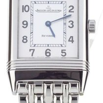 Jaeger-LeCoultre Reverso Classique pre-owned 28.5mm Grey Steel