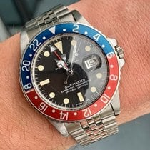 Rolex 1675 Steel GMT-Master 40mm pre-owned United States of America, Texas, Houston