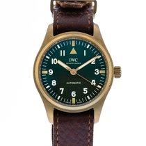 IWC Pilot's Watch Automatic 36 Titanio 36mm Verde