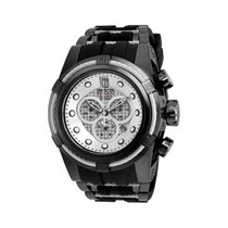Invicta Steel Quartz 20414   UPC new