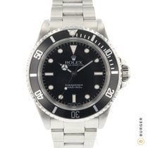 Rolex Submariner (No Date) 14060 1991 подержанные