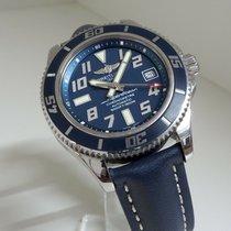 Breitling Superocean 42 Stahl 42mm Blau Deutschland, Bad Abbach