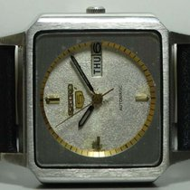 Seiko Steel Automatic K590 pre-owned