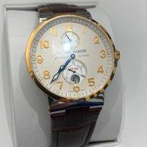 Ulysse Nardin Marine Chronometer 41mm 265-66-3T/60 pre-owned