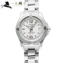 Breitling Colt Lady Steel 34mm Silver