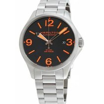 Hamilton Steel 42mm Automatic H76535131 new