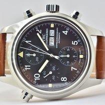 IWC Pilot Double Chronograph IW3713 usato