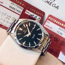 Omega Seamaster Aqua Terra Steel 39.2mm United Kingdom, Norwich