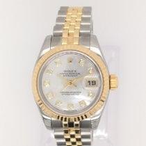 Rolex Lady-Datejust 179173 2006 подержанные
