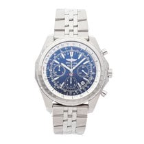Breitling Bentley Motors Acero 48mm Azul Sin cifras