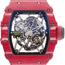 Richard Mille RM 035 RM35-02 Neuve Carbone 49.94mm Remontage automatique