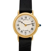 Breguet Classique Yellow gold 24mm Silver Roman numerals United States of America, Florida, Surfside
