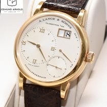 A. Lange & Söhne Little Lange 1 Yellow gold 36mm Gold