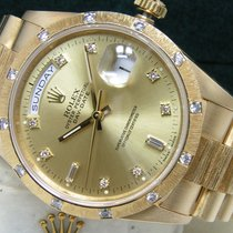 Rolex Day-Date 36 new 1990 Automatic Watch with original box 18238 18248