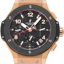 Hublot Rose gold 41mm Automatic 341.PB.131.RX pre-owned