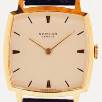Sarcar Or jaune 25.5mm 10 / 156 A nouveau