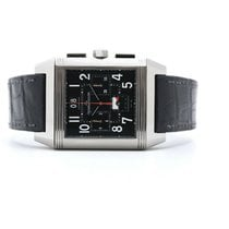 Jaeger-LeCoultre Reverso Squadra World Chronograph 231.T.50 Very good Steel 52mm Automatic