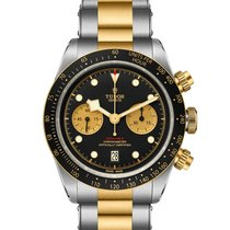 Tudor Black Bay Chrono Gold/Steel 41mm Black