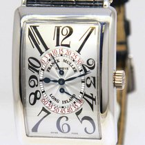 Franck Muller Long Island White gold 32mm Silver United States of America, Florida, 33431