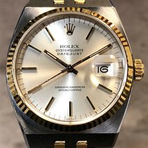 Rolex Datejust Oysterquartz Steel 36mm Silver United States of America, Texas, Dallas