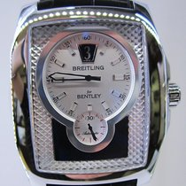 Breitling A 28362 Acél Bentley Flying B 38 0503772cfb