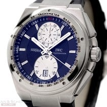 IWC Ingenieur Chronograph Ref-IW3784-01 Stainless Steel Box...