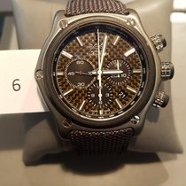 Ebel 1911 BTR new Automatic Chronograph Watch with original box and original papers 1911